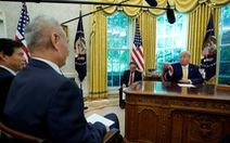 Mỹ-Trung nhất trí thỏa thuận 'giai đoạn 1', ông Trump tạm ngừng tăng phạt thuế