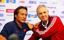 'Có ông Park hay không, U22 Việt Nam vẫn phải đá hết mình'