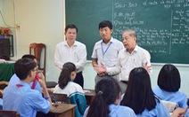 Chủ tịch tỉnh Thừa Thiên - Huế đi dự giờ đột xuất để biết thầy trò muốn gì