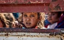 100.000 người Syria phải bỏ nhà cửa vì chiến dịch quân sự của Thổ Nhĩ Kỳ