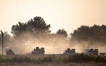 Binh sĩ Mỹ ở Syria bị Thổ pháo kích nhầm, Washington cân nhắc đáp trả