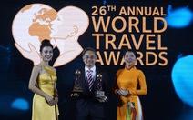 Vietravel đoạt ba giải thưởng du lịch quốc tế