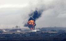 Thổ tấn công người Kurd, EU lo lắng