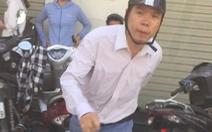 Tát phụ nữ khi chen ngang rút tiền ATM, Đào Quang Tiến bị phạt 2,5 triệu