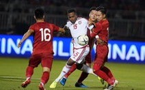 U22 VN - U22 UAE (1-1): Cả hai đều hài lòng