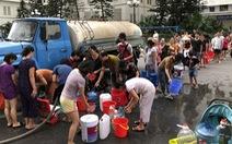 Hà Nội khuyến cáo không dùng nước máy 'mùi lạ' để ăn uống