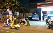 Khám hiện trường điều tra vụ xô xát giữa hai nhóm khiến một người chết