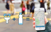 Ứng dụng MyMizu chống rác nhựa của Nhật Bản