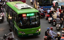 Từ 14-10, khách có thể đặt vé xe buýt qua ứng dụng Grab