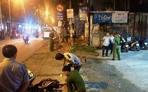 Bị đánh hội đồng và đâm chết chỉ vì va chạm xe máy