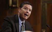 Cựu giám đốc FBI James Comey quyết loại ông Trump khỏi Nhà Trắng