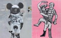 Bao giờ tác phẩm đương đại lên sàn quốc tế?
