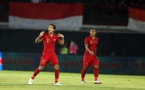 Indonesia - Việt Nam (hiệp 2) 1-3: Bacdim rút ngắn tỉ số