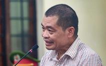 Vụ gian lận thi cử: Vì sao bị cáo Hoài báo cáo vượt cấp cho phó chủ tịch tỉnh?