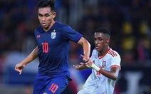 Thái Lan - UAE 2-1 (hiệp 2): Ekanit ghi bàn đưa Thái Lan vượt lên