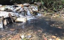 Có thành phần dầu thải trong nước sạch 'mùi lạ' ở Hà Nội