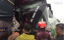 Video: Xe tải đối đầu xe giường nằm, 16 người thương vong