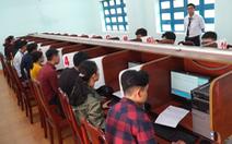 Thí điểm camera giám sát trực tuyến thi giấy phép lái xe ở 5 tỉnh, thành