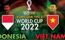 Infographic so sánh sức mạnh giữa Việt Nam và Indonesia