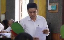 Phó giám đốc Sở GD-ĐT Sơn La khai gì việc tiêu hủy đĩa CD bài thi?