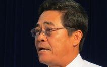 Cho ông Lê Thanh Quang thôi giữ chức bí thư Tỉnh ủy Khánh Hòa