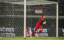 Cầu thủ Indonesia sút tung lưới Việt Nam: 'Chúng tôi đáng lẽ đã thắng…'