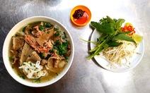 Cảm hứng hành trình nâng cao giá trị phở Việt
