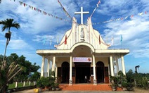 Đột nhập nhà thờ trộm hơn 42.000 USD