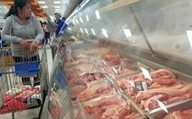 Nhiều siêu thị, công ty than lỗ vì không tăng giá bán thịt heo