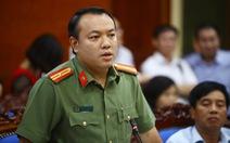 Khởi tố vụ án hình sự đổ dầu thải vào nguồn nước sông Đà