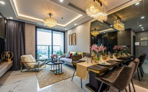 Sunshine City Sài Gòn: Nội thất dát vàng, rồi sao nữa?