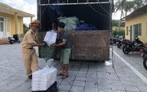 Chặn đứng hơn 24.000 gói thuốc lá lậu trên đường vào Đà Nẵng tiêu thụ
