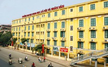 Thành lập trường THPT chuyên Khoa học xã hội và Nhân văn Hà Nội