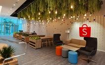 Khám phá trụ sở làm việc mới toanh của hàng nghìn nhân viên của Shopee