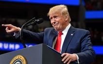 Ông Trump nói về Thổ-Syria: Cứ để hai đứa trẻ đánh nhau rồi chúng ta vào can