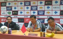 Thua 'sốc' U19 Indonesia, HLV U19 Trung Quốc đổ thừa do cầu thủ... mệt
