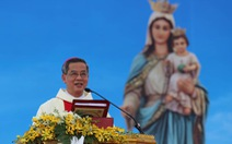 Đức cha Giuse Nguyễn Năng làm tân tổng giám mục Tổng giáo phận TP.HCM