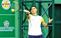 Tay vợt Thái Sơn Kwiatkiowski lần đầu dự giải quốc gia