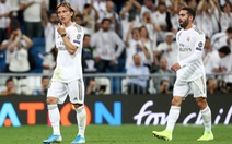 Real Madrid thoát thua Club Brugge trên sân nhà