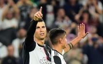 Ronaldo 'nổ súng', Juventus đè bẹp Leverkusen