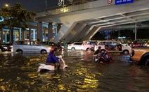 Sở Xây dựng rà soát hiệu quả 'siêu máy bơm' chống ngập đường Nguyễn Hữu Cảnh