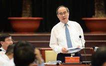 Bí thư Nguyễn Thiện Nhân: 'Không có chuyện khóa mới xới chuyện kỷ luật khóa cũ'