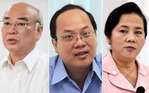TP.HCM bầu bổ sung ba ủy viên Ban thường vụ Thành ủy