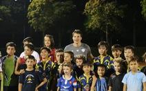Nhà vô địch World Cup Rugby đến Việt Nam tìm nguồn cội