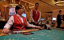 Macau chờ con bạc trở về... từ Đông Nam Á