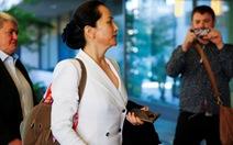 Hé lộ tình tiết mới trong vụ 'công chúa' Huawei bị bắt