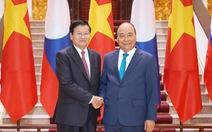 Việt - Lào và điểm sáng về đầu tư - thương mại