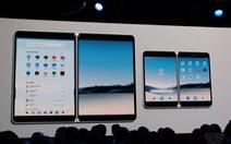 Microsoft bất ngờ ra mắt điện thoại Android màn hình kép Surface Duo