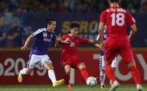 Hòa 4.25 SC, Hà Nội FC lỡ hẹn với chung kết AFC Cup 2019