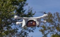UPS được cấp phép là hãng bay giao hàng bằng drone đầu tiên